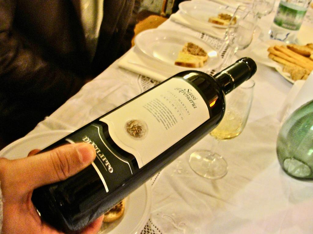 WINE PAIRINGS DINNER -