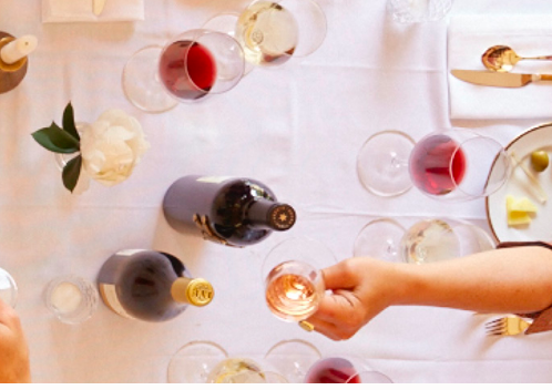 IN-HOME WINE TASTING EXPERIENCE -