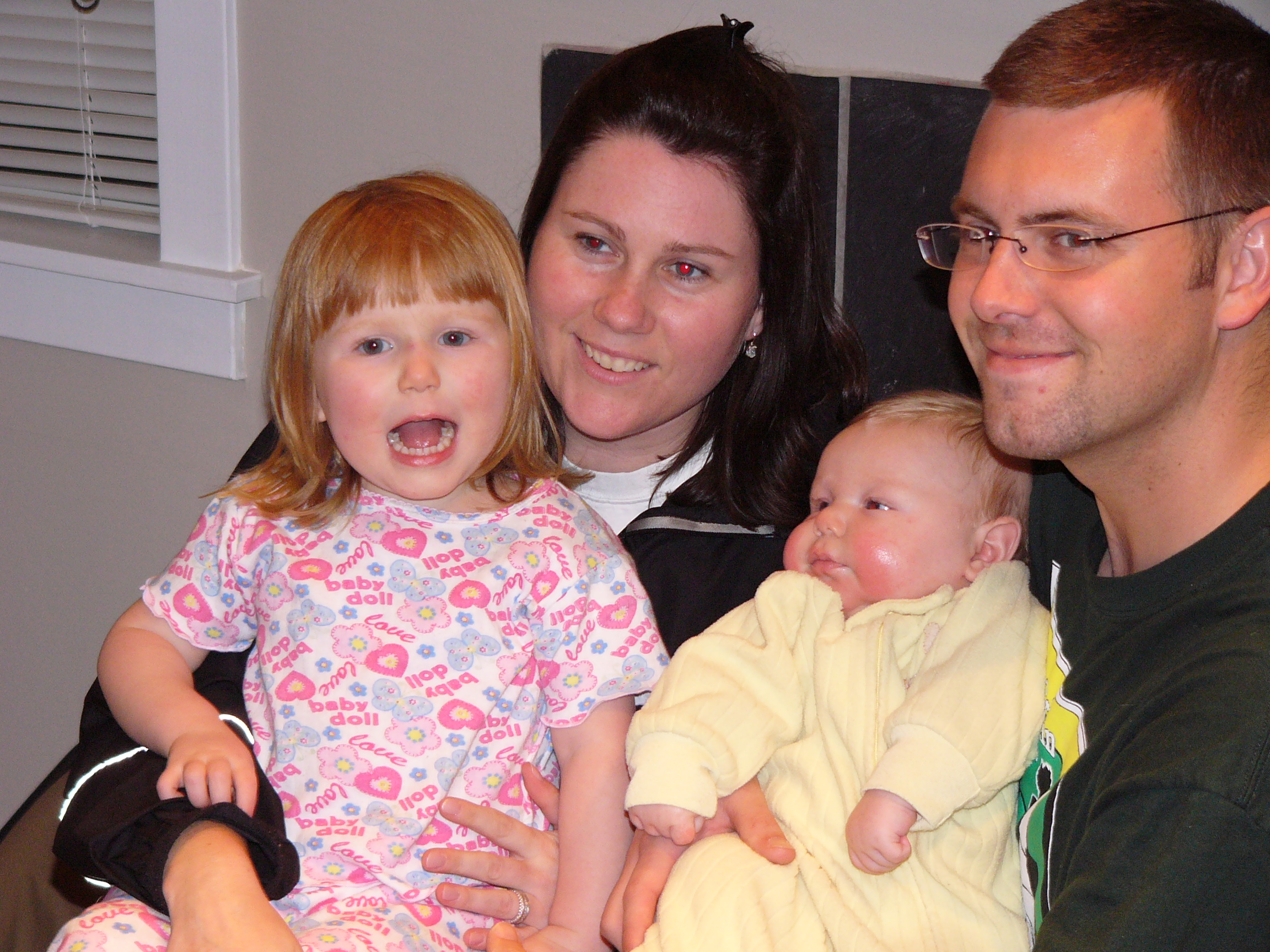 Happy family in Virginia hoping to adopt a child
