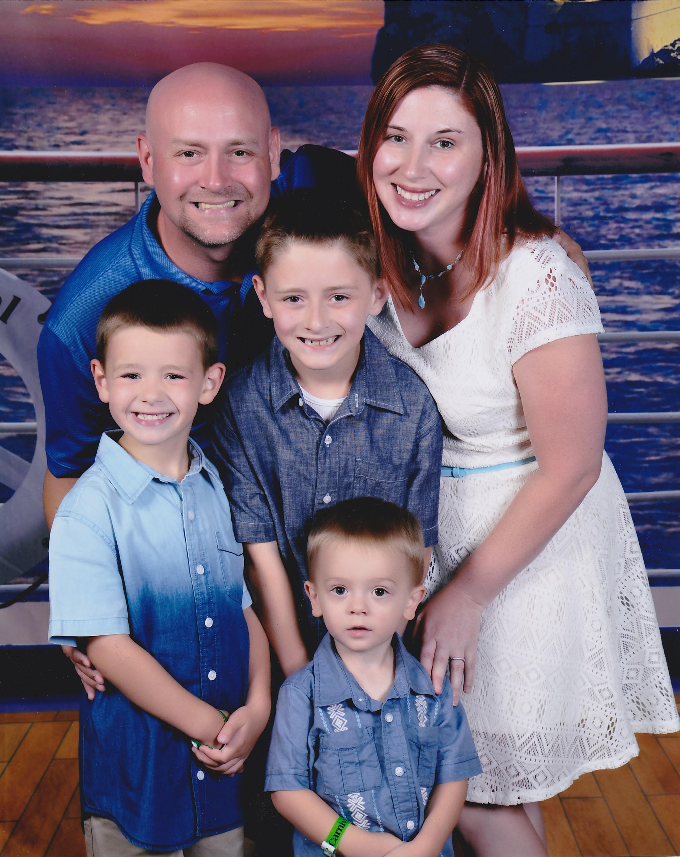 florida family adoption profile