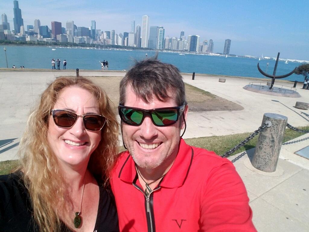 Visiting the Shedd Aquarium in Chicago