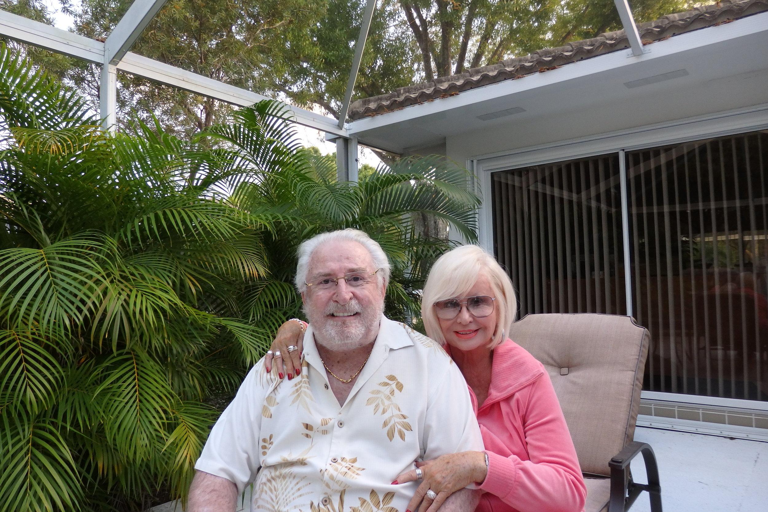 Carolyn's parents