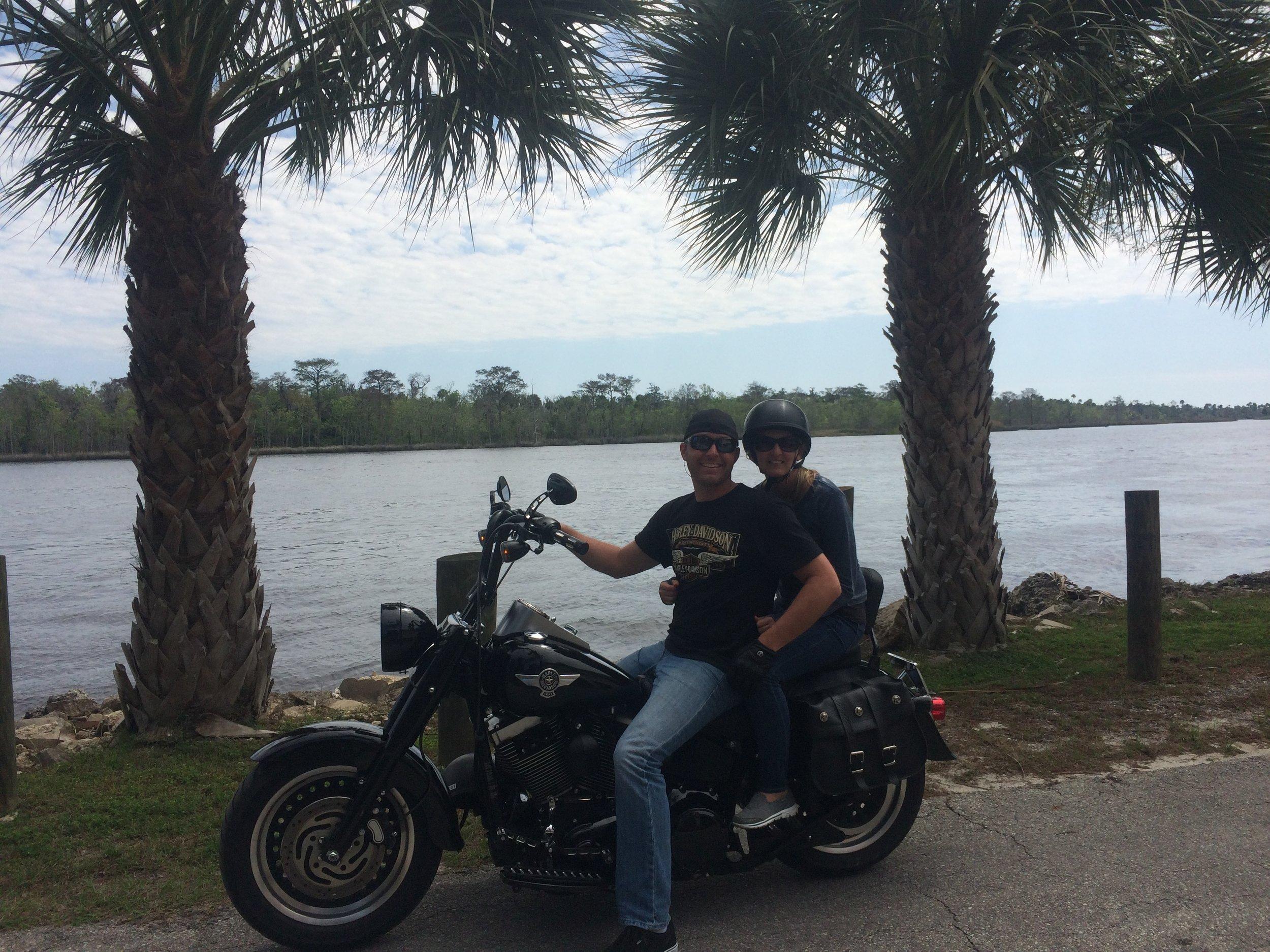 On Motorcycle.JPG
