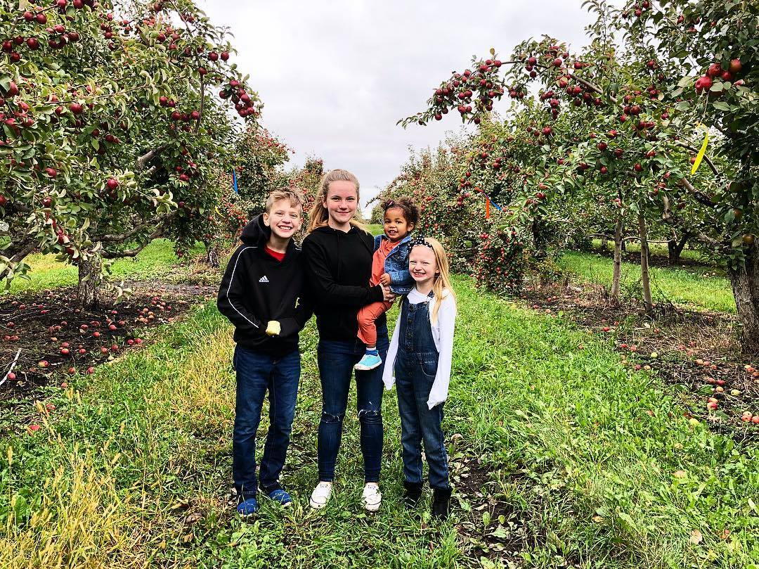 We love Minnesota Orchards
