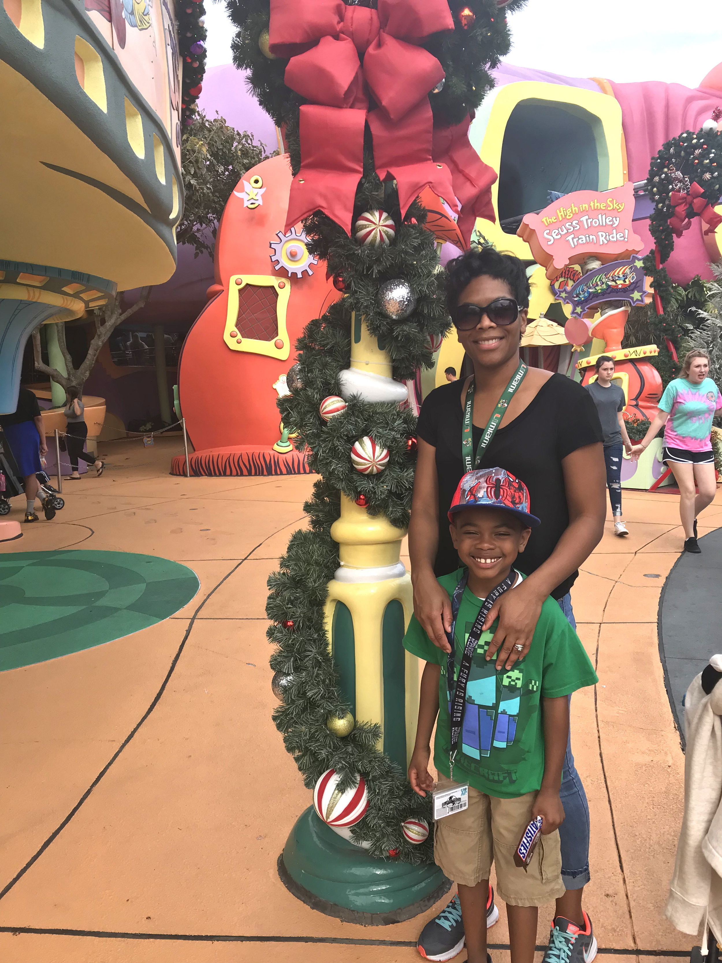 Holiday trip to Universal Studios