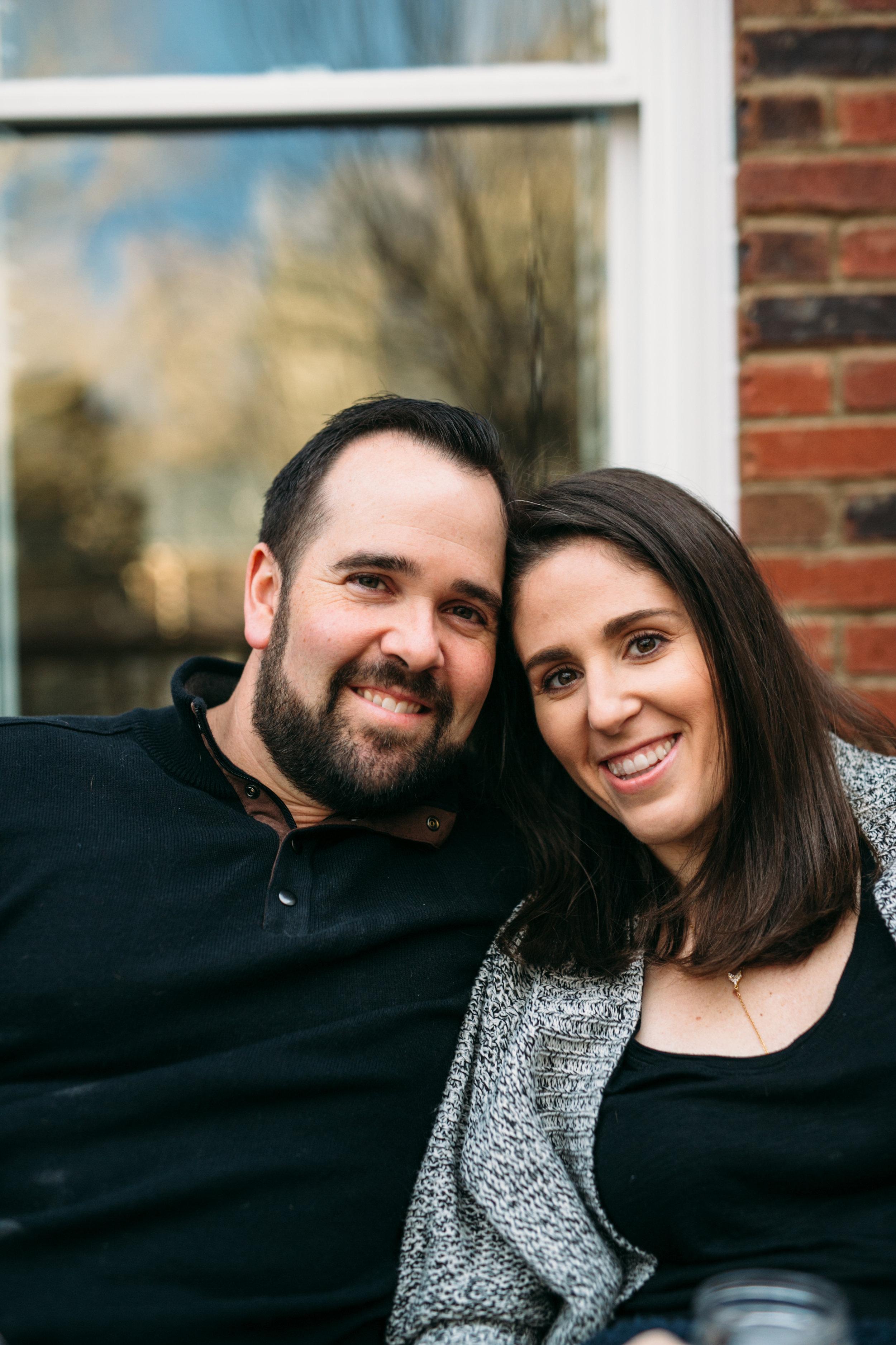 Lauren & Mike Adopt
