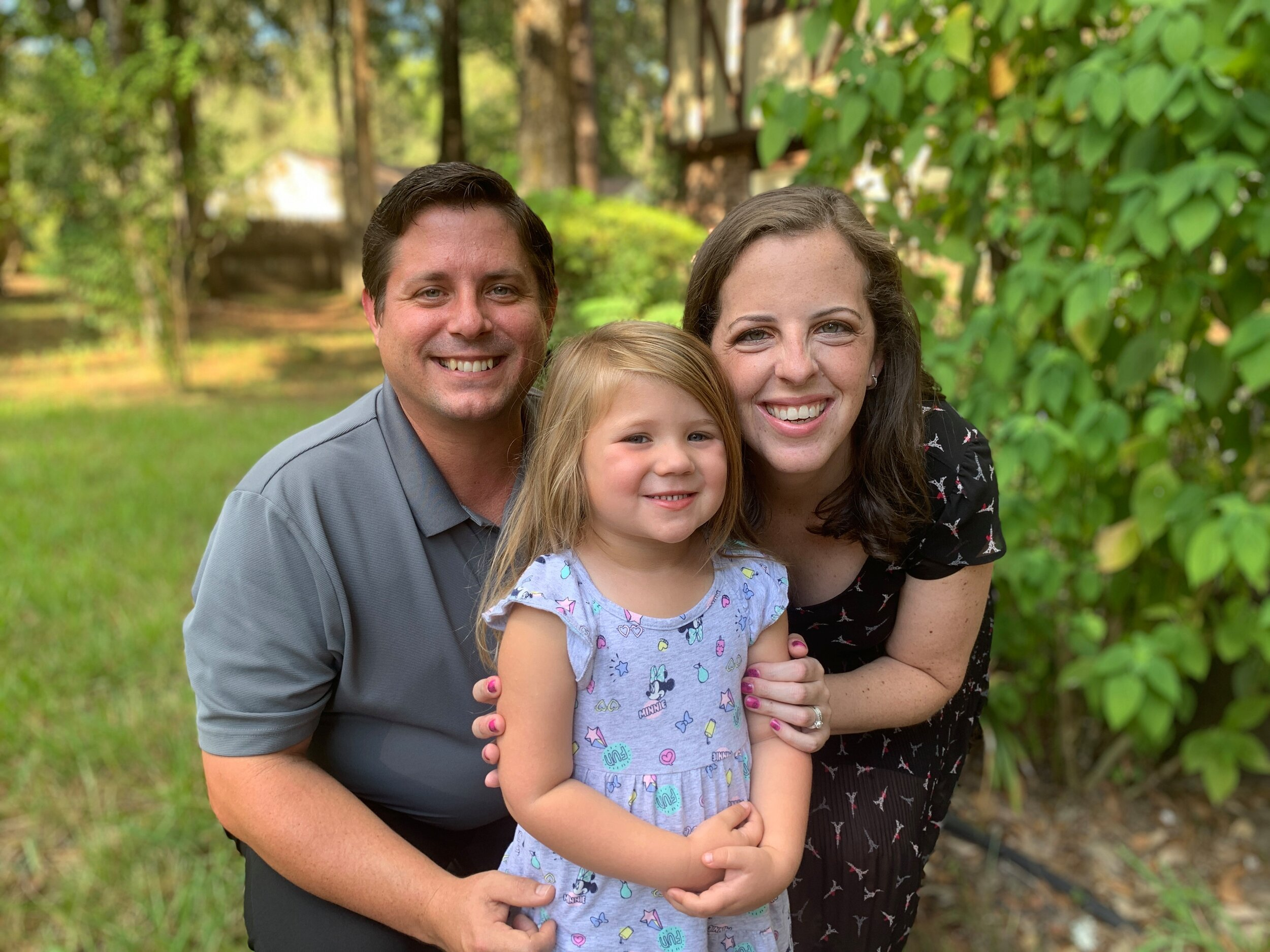 Brittany and Bill are a happy, loving couple who are hoping to adopt a child