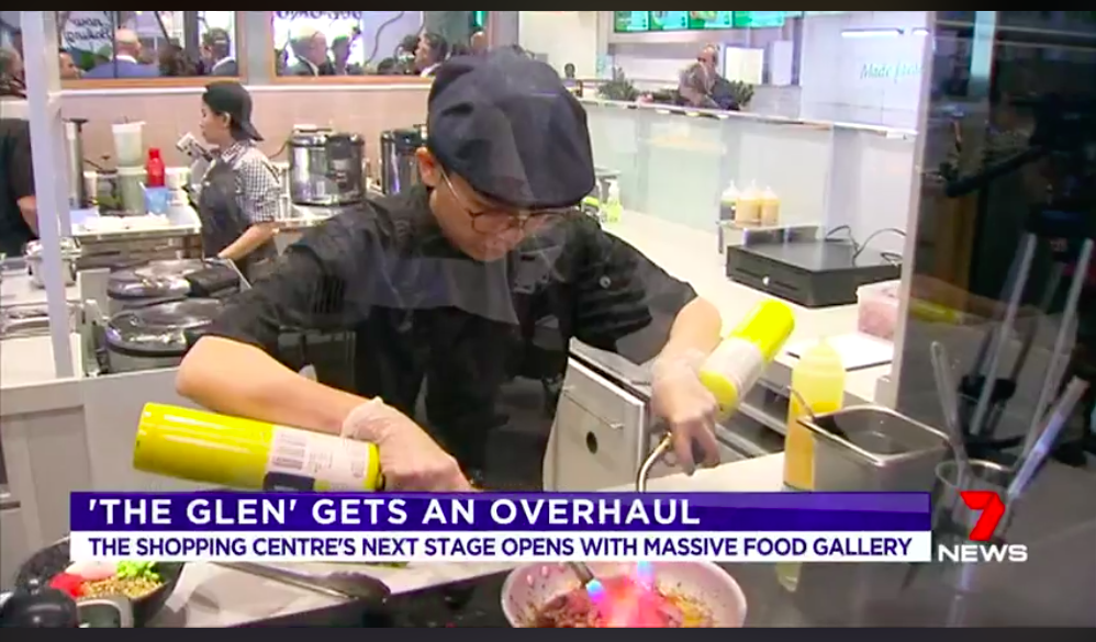 OMI on 7 news - 1