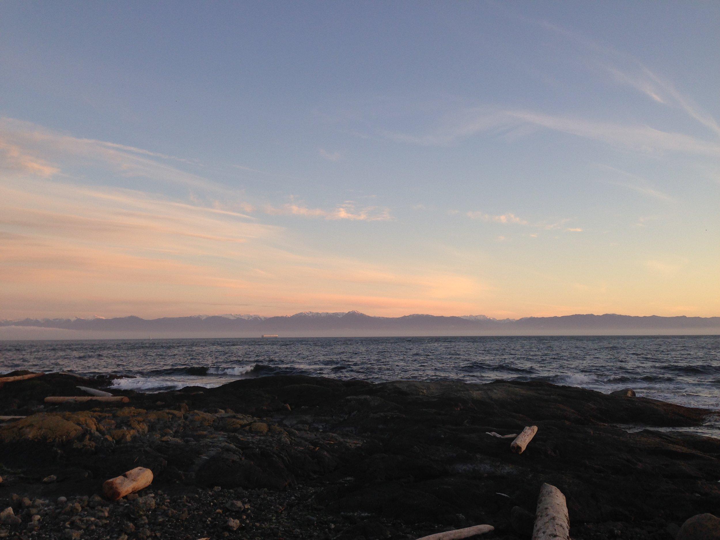 Island View Beach, BC, Canada