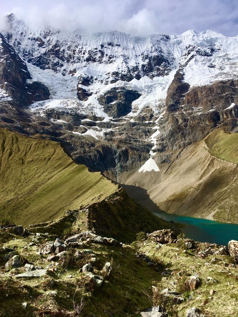 Humantay Glacier