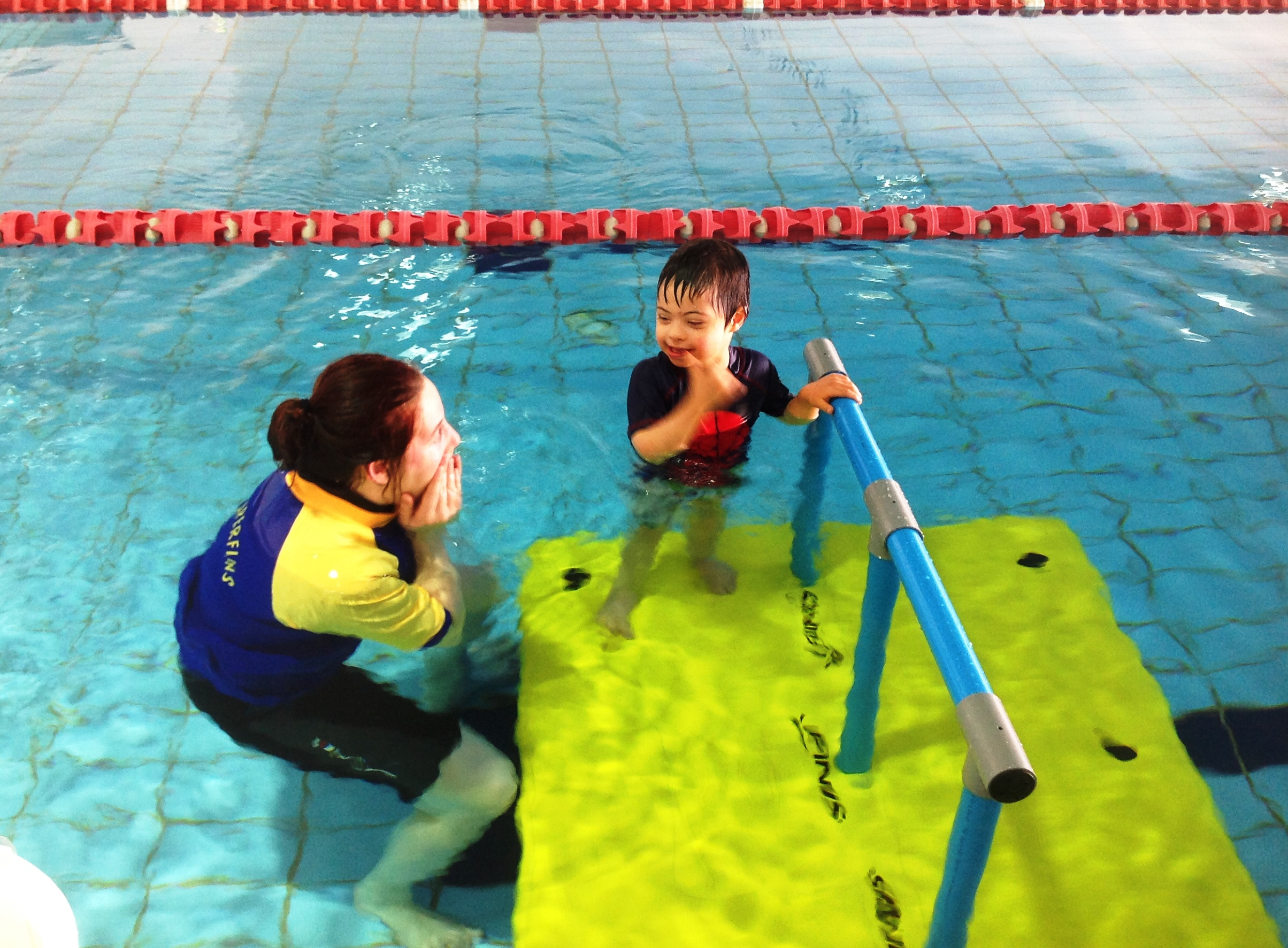 Learn to Swim -