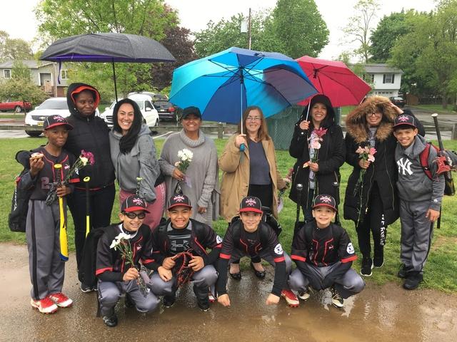 HBC vs PEQUANNOCK 5/13/18 Happy Mothers Day