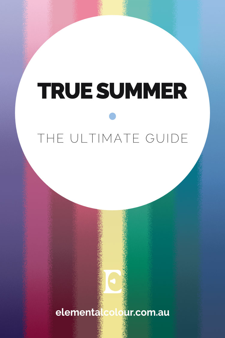 True Summer The Ultimate Guide Elementalcolour