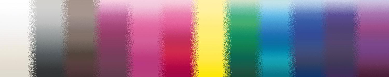 True Winter colour gradients