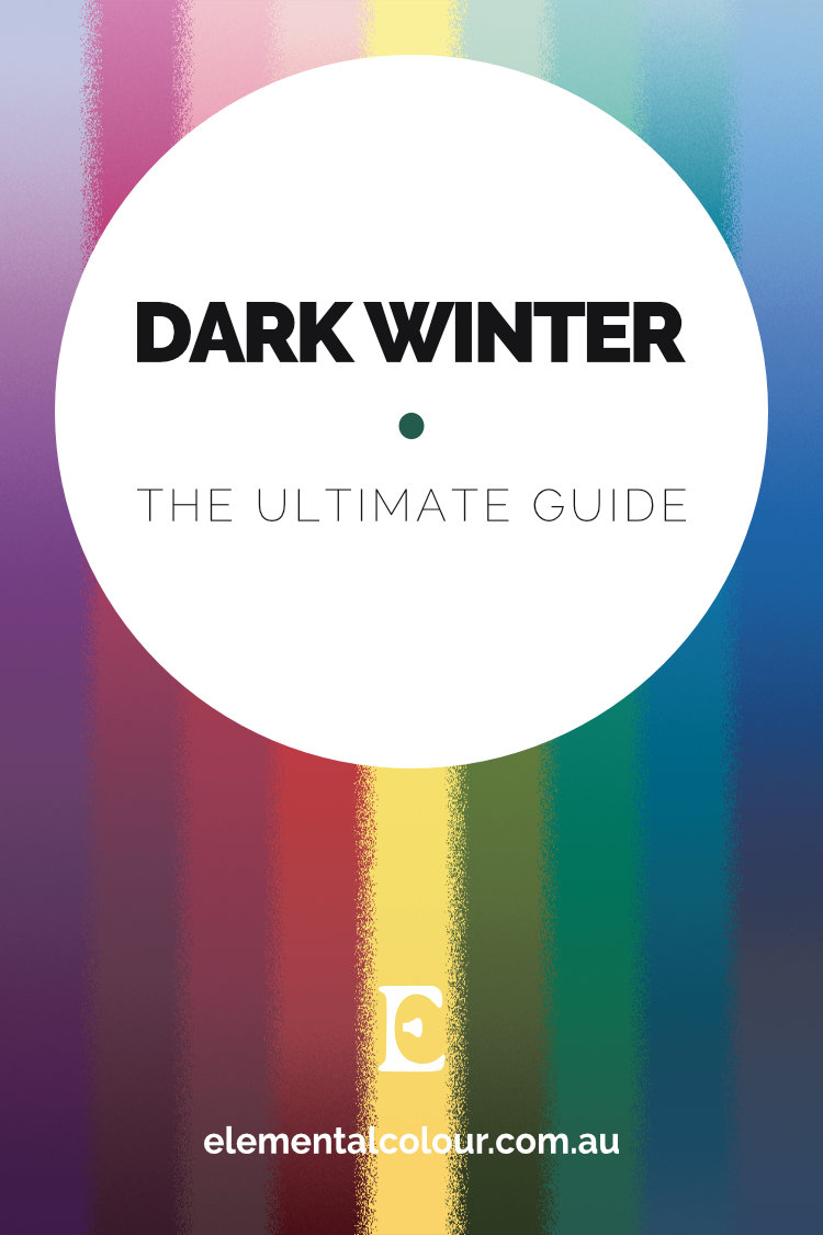 Dark Winter • The Ultimate Guide: Everything you need to know about the Dark Winter tone