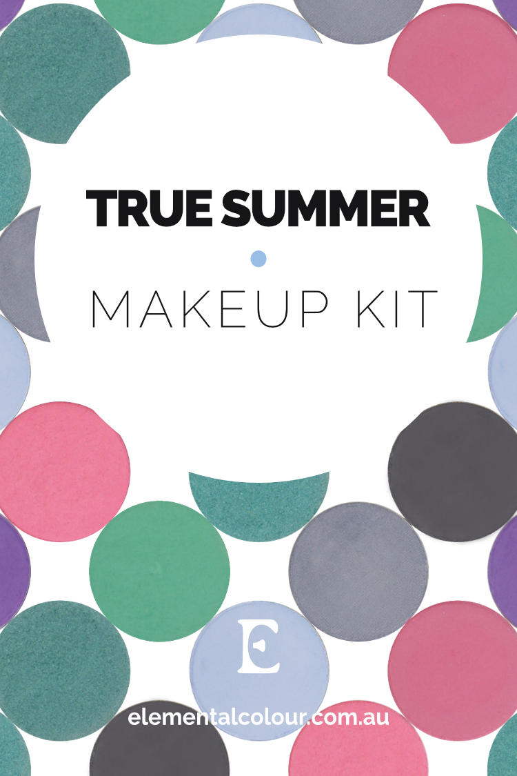 True Summer Makeup Kit — Perfect products, palettes and looks for True Summer women