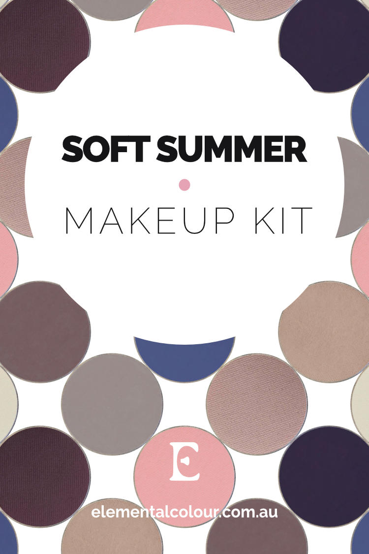 Soft Summer Makeup Kit — Perfect products, palettes and looks for Soft Summer women