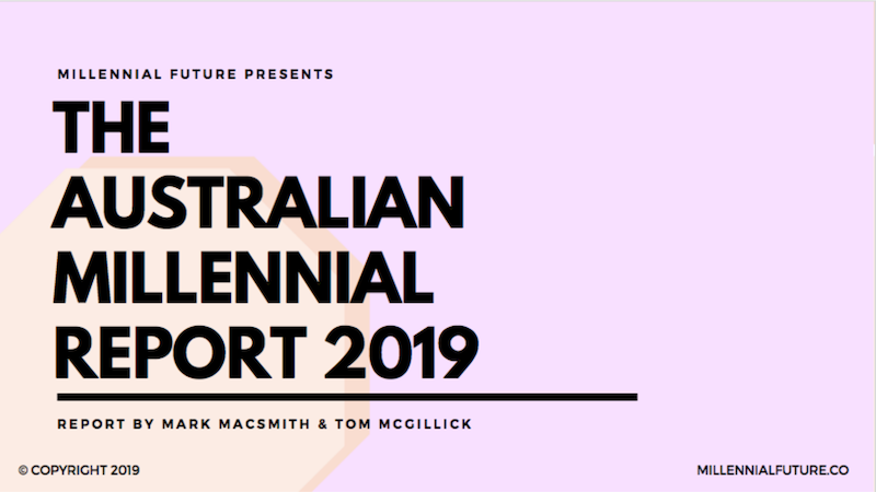Do you really know what Australian Millennials want? -
