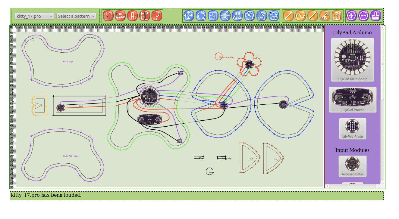 Playground interface