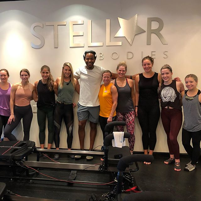 Solid weekend of Live DJ Classes with the @stellarbodiesatl Buckhead & Midtown Crew!  Up Next: @fit9atl THIS Monday. 5:15p | 6:15p