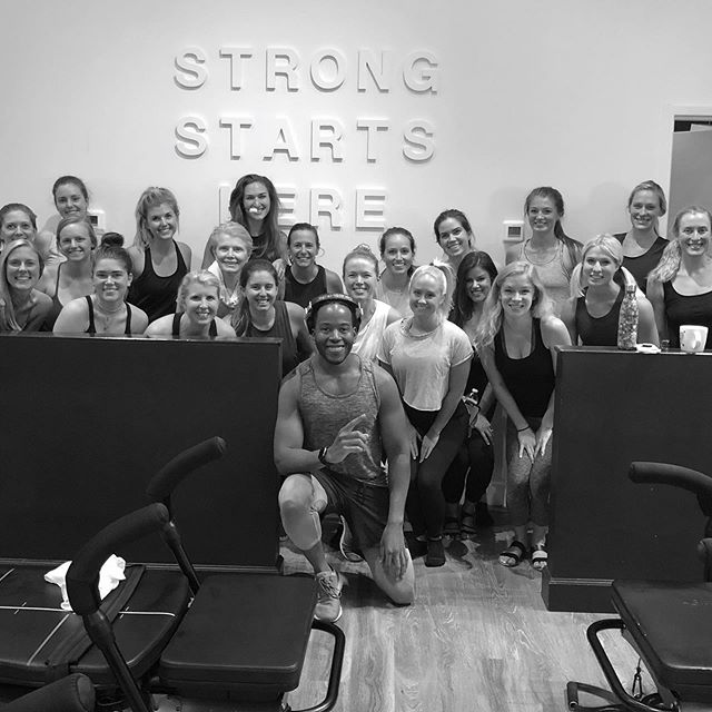 5 Solid @stellarbodiesatl classes over past few days! Huge thanks to everybody that made it!  Wrapping up the weekend with DJ classes THIS  Saturday at @fit9atl  8:30a (Full Body) | 9:45a (Full Body) | 11a(METABOX)