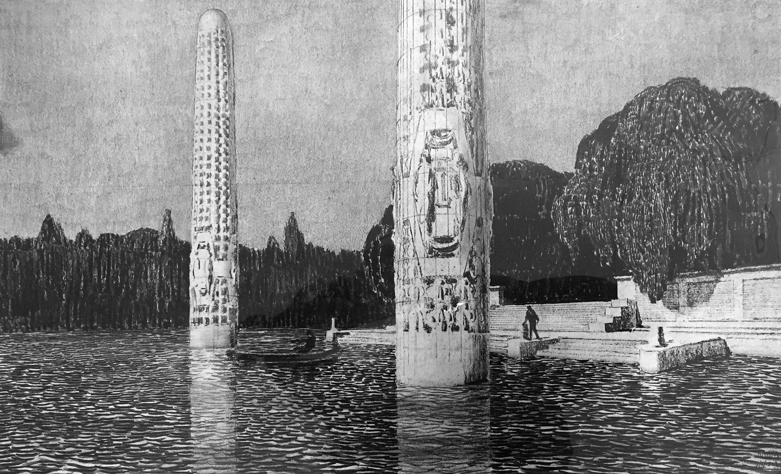 Tony Garnier Monument aux Morts Tete d Or Lyon 1923.jpg