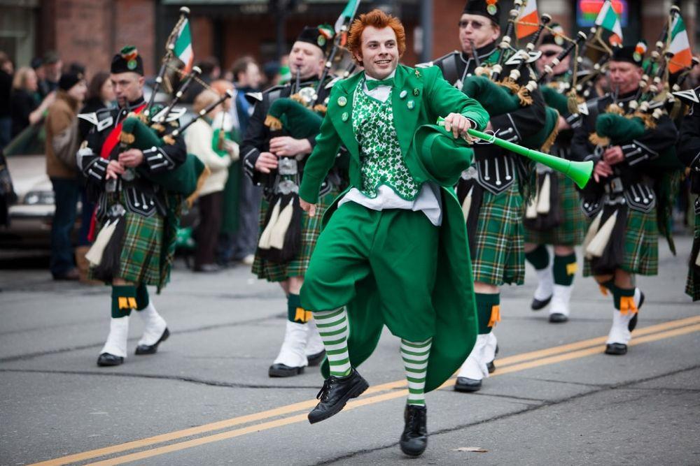 Random Fact - In traditional Irish folklore, there are no female leprechauns.