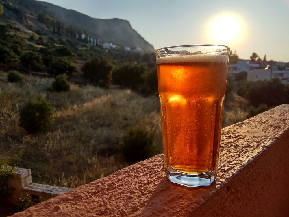 Random Beer Fact - Beer is the 3rd most consumed drink in the world behind water and tea.