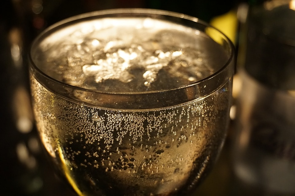 Random Wine Fact: - The mysterious circumstance surrounding the then unknown process of carbonization plus the dangerous exploding bottles caused some critics before the middle ages to call the sparkling creations