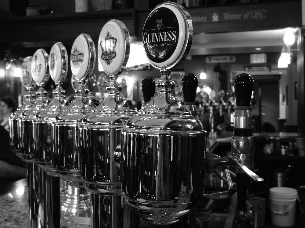 Random Fact: - More Guinness beer is drunk in Nigeria than in Ireland. Look it up.