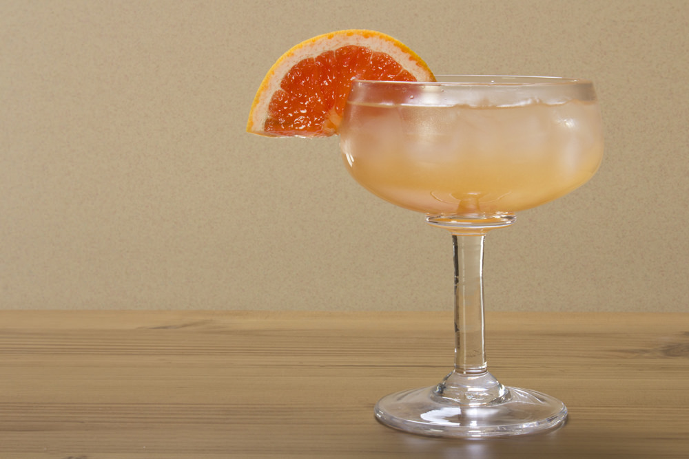 Random Fact: - A grapefruit is a cross between a sweet orange and another citrus fruit called the pomelo or shaddock.