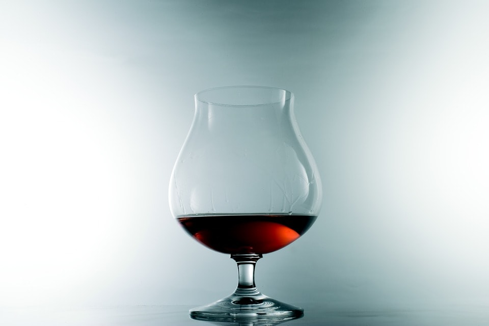 Random Fact: - There is no such thing as aged cognac.