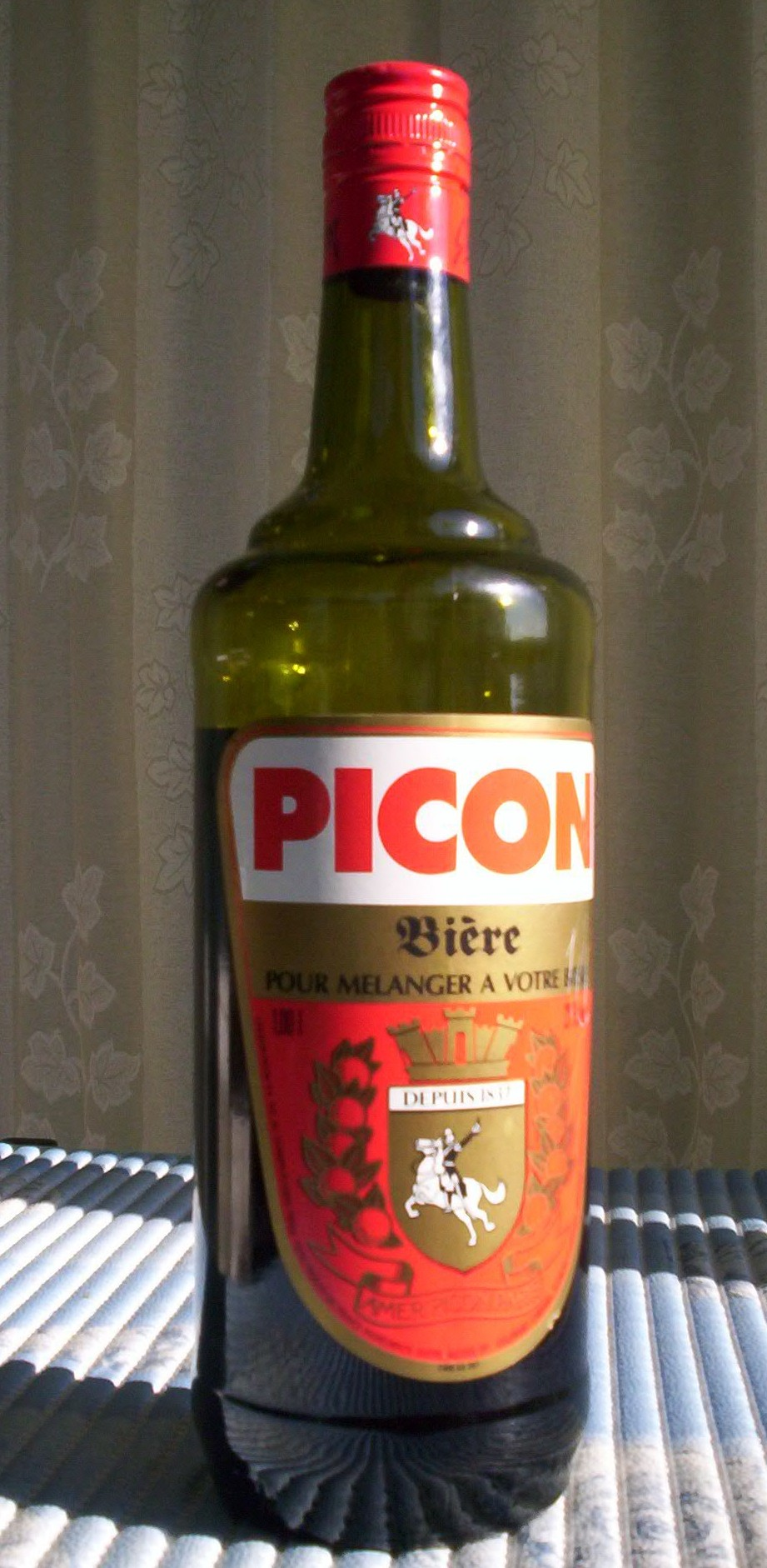 Random Fact: - The French have their own version called Amer Picon.