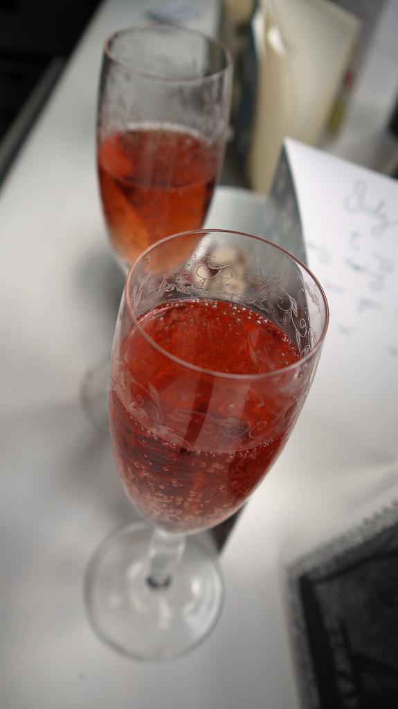Random Fact: - In Spain, Red Wine Spritzers are now called: Tinto de Verano.