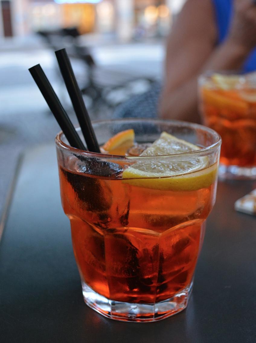 Random Fact - The Americano became famous when 007, AKA Mr. James Bond got bored of martinis.