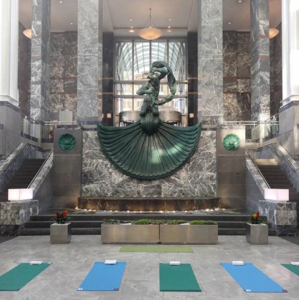 paige nowak denver yoga