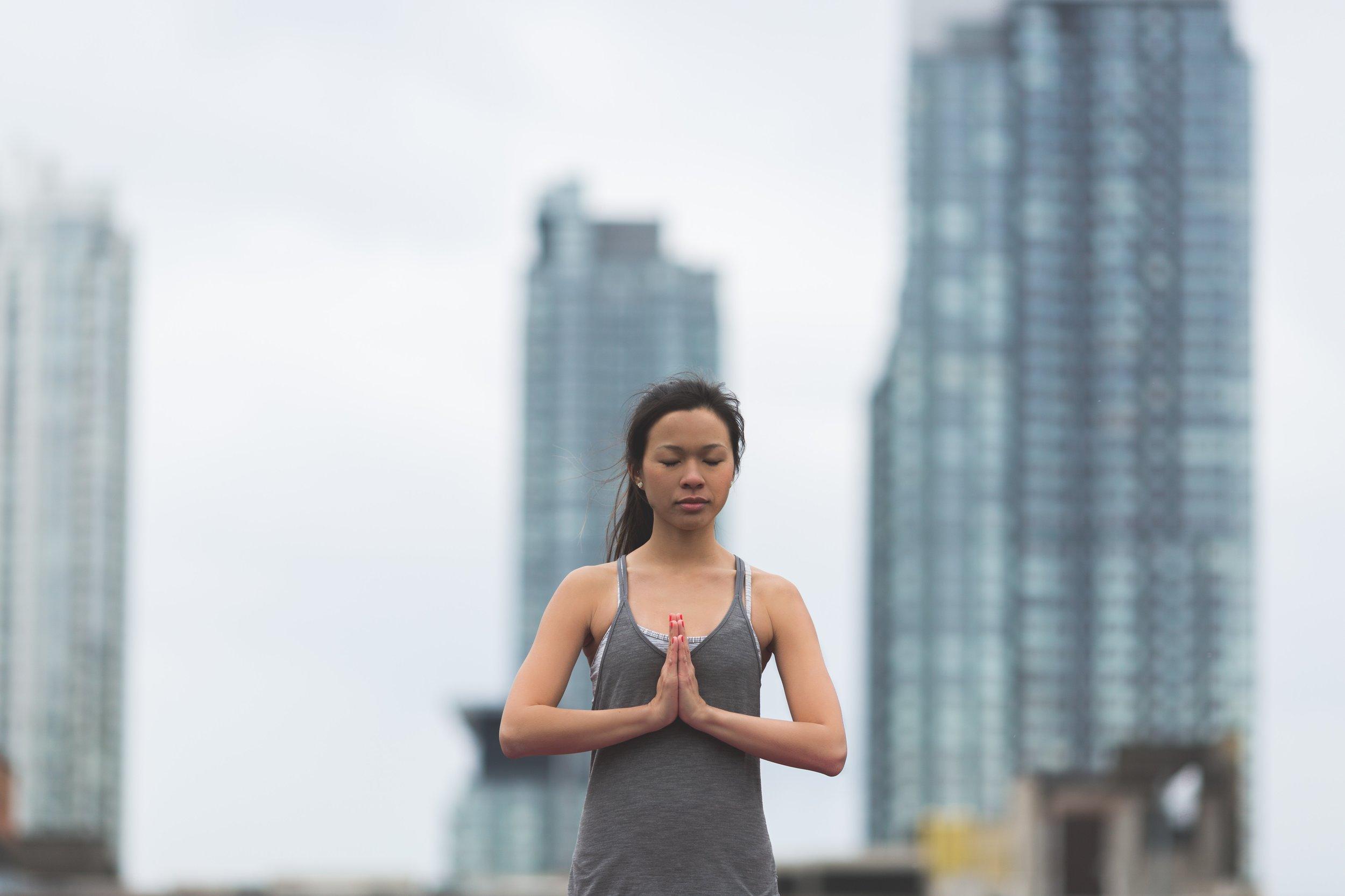 paige nowak denver yoga teacher