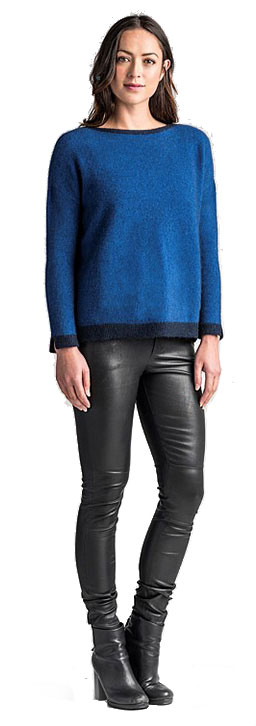 MerinoMink™ Sweater — Merino Wool and Possum Fur. See this jumper and more on  Women's Clothing .