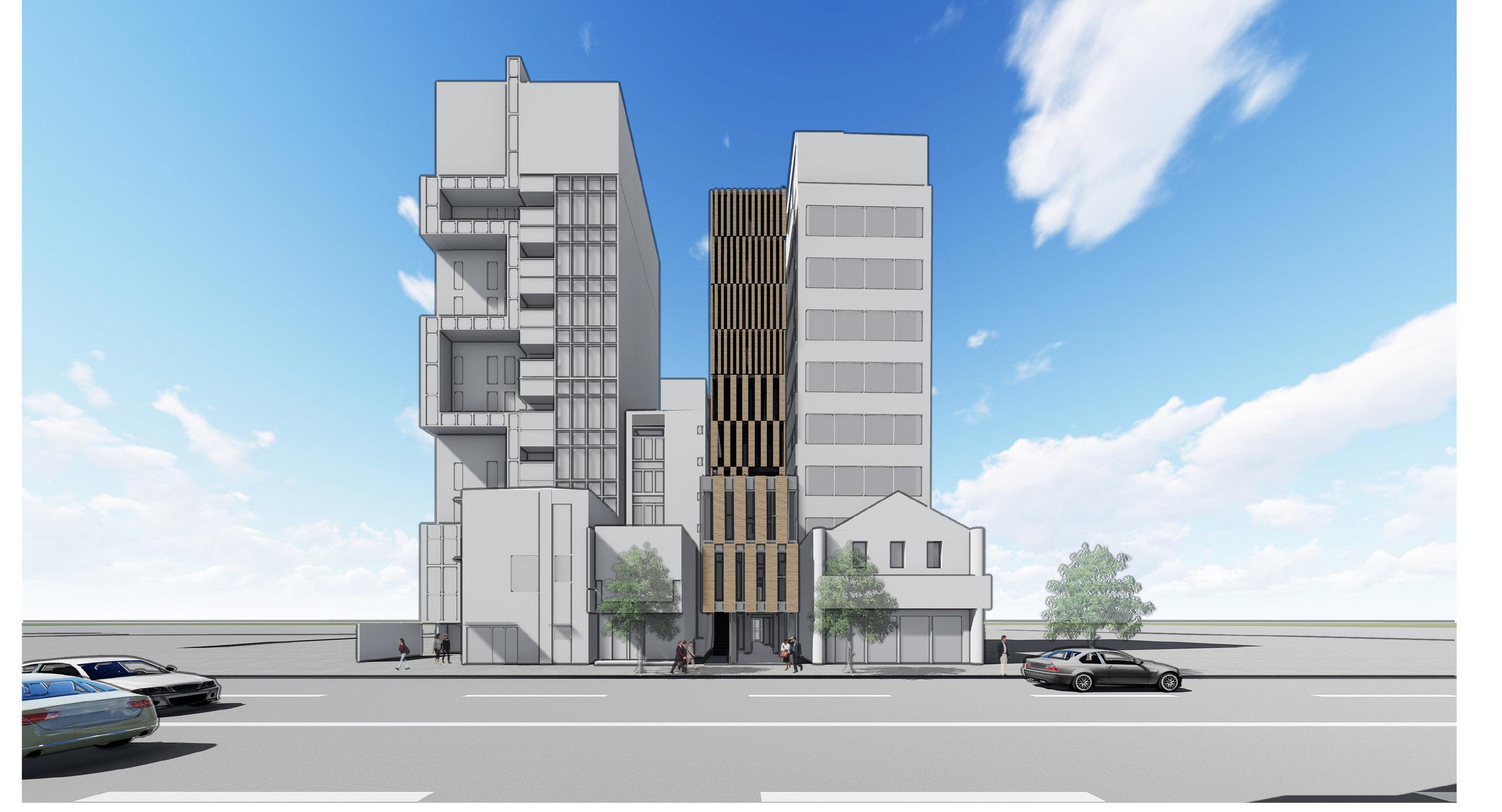 NEW!!  TAKADANOBABA BUILDING