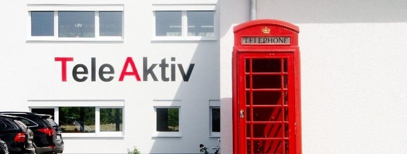 TeleAktiv Einfahrt