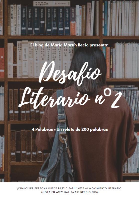 Desafio literario Maria Martin Recio