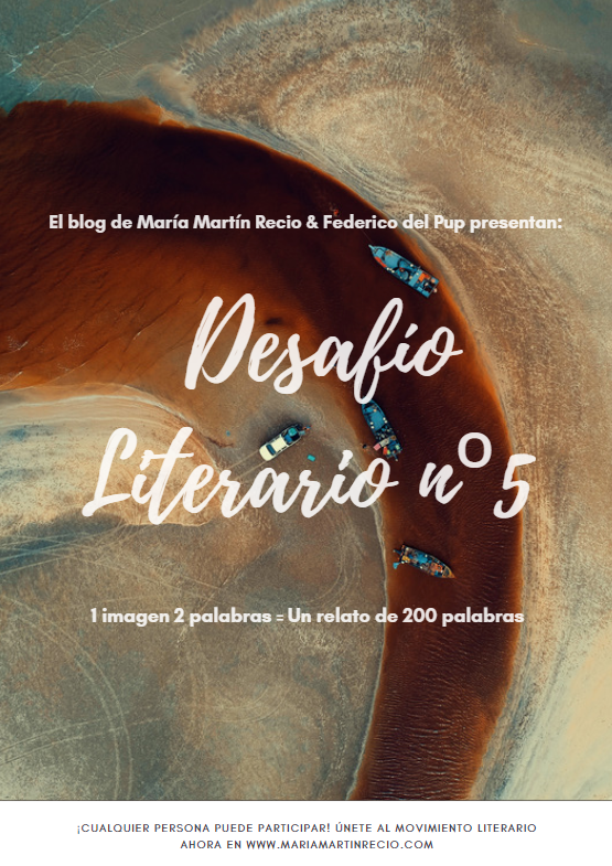 Desafío literario Blog María Martín Recio