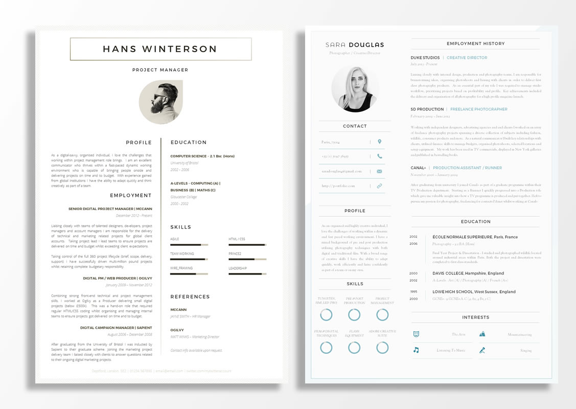 How To Write A Student Cv The Career Improvement Club