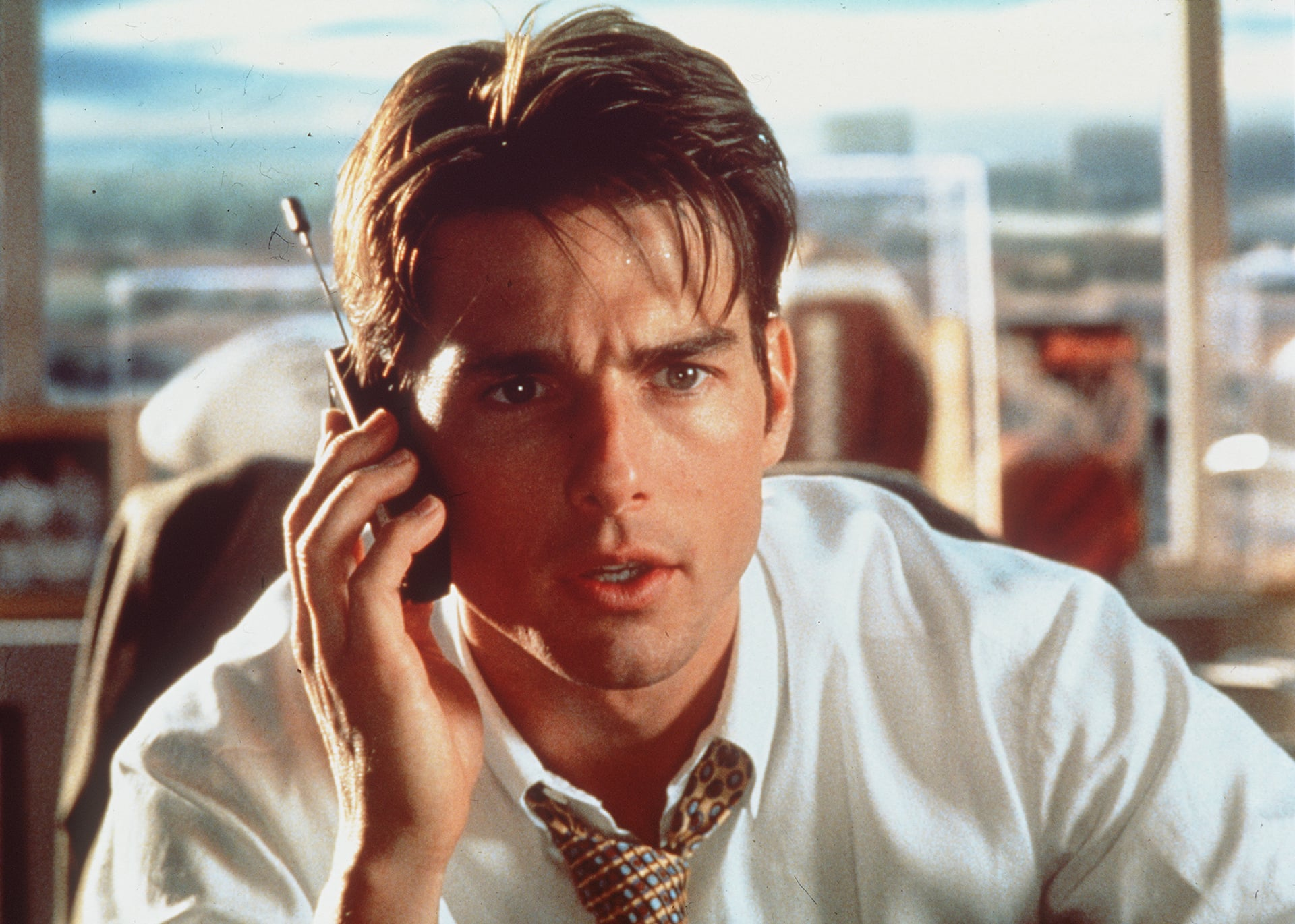 """Show me the money"" - Jerry Maguire"
