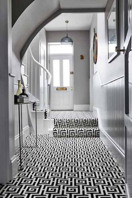 Carpetright Colombus Greek Key Carpet, £29.99m2