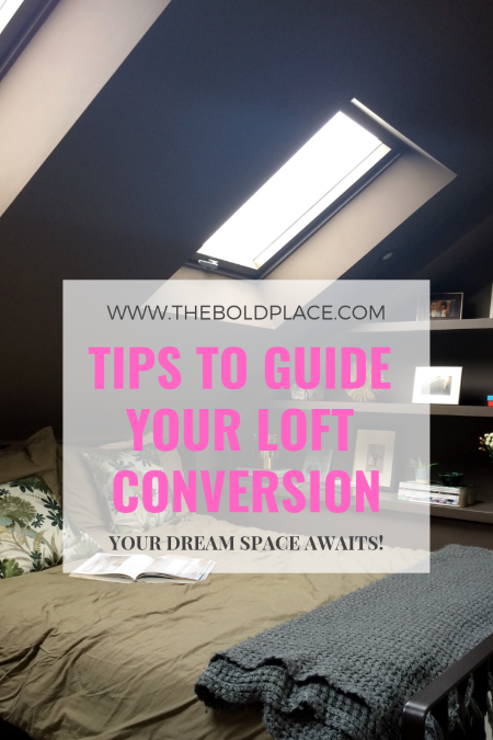 Knowledge to have before your loft build starts