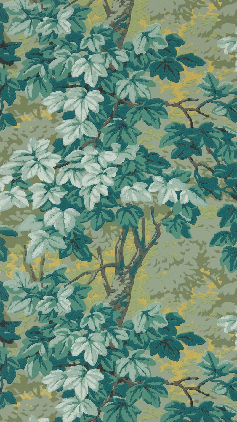 Nature in wallpaper: the splendour of Zoffany's Richmond Park from  Style Library