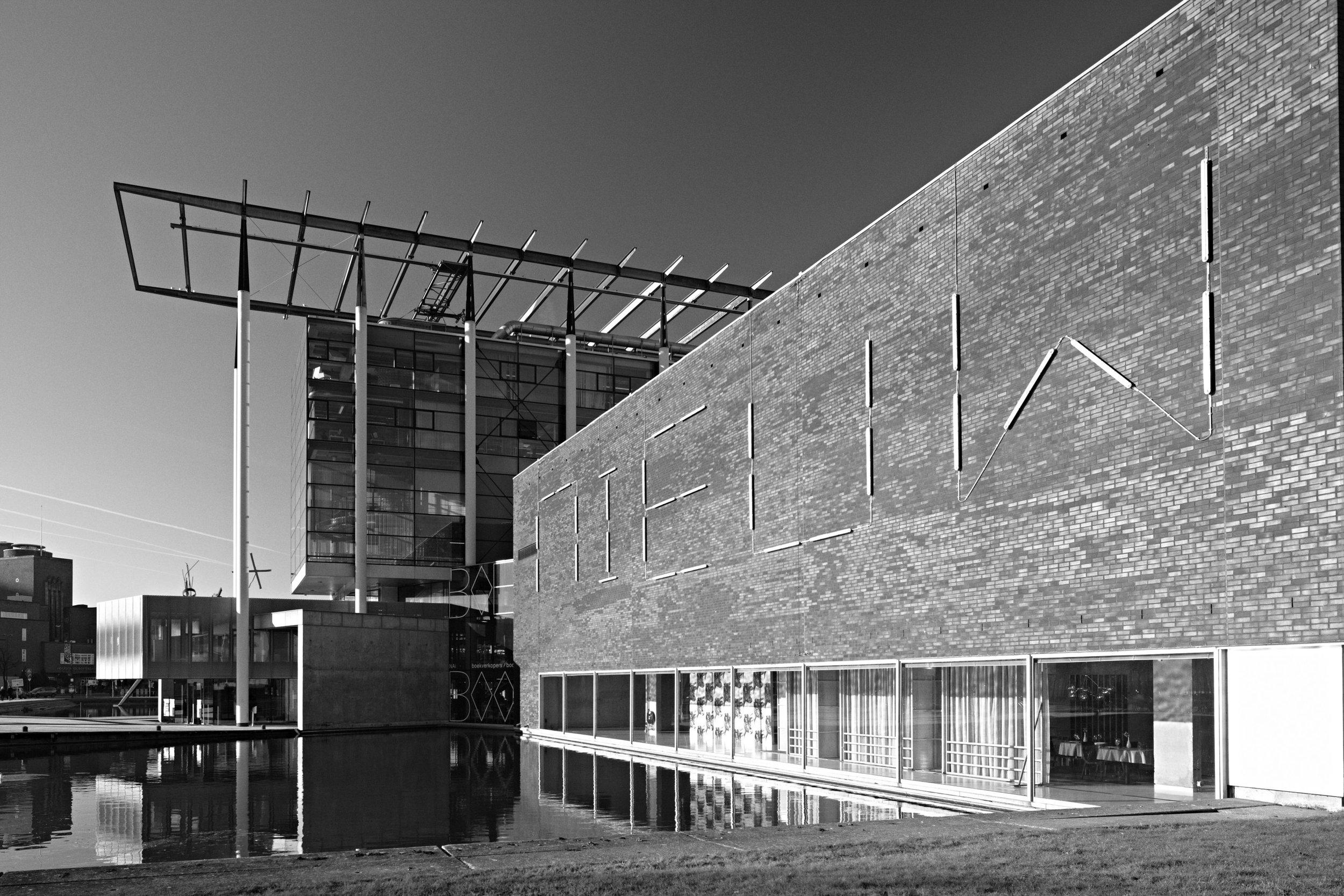 Het Nieuwe Instituut, Rotterdam, Johannes Schwartz