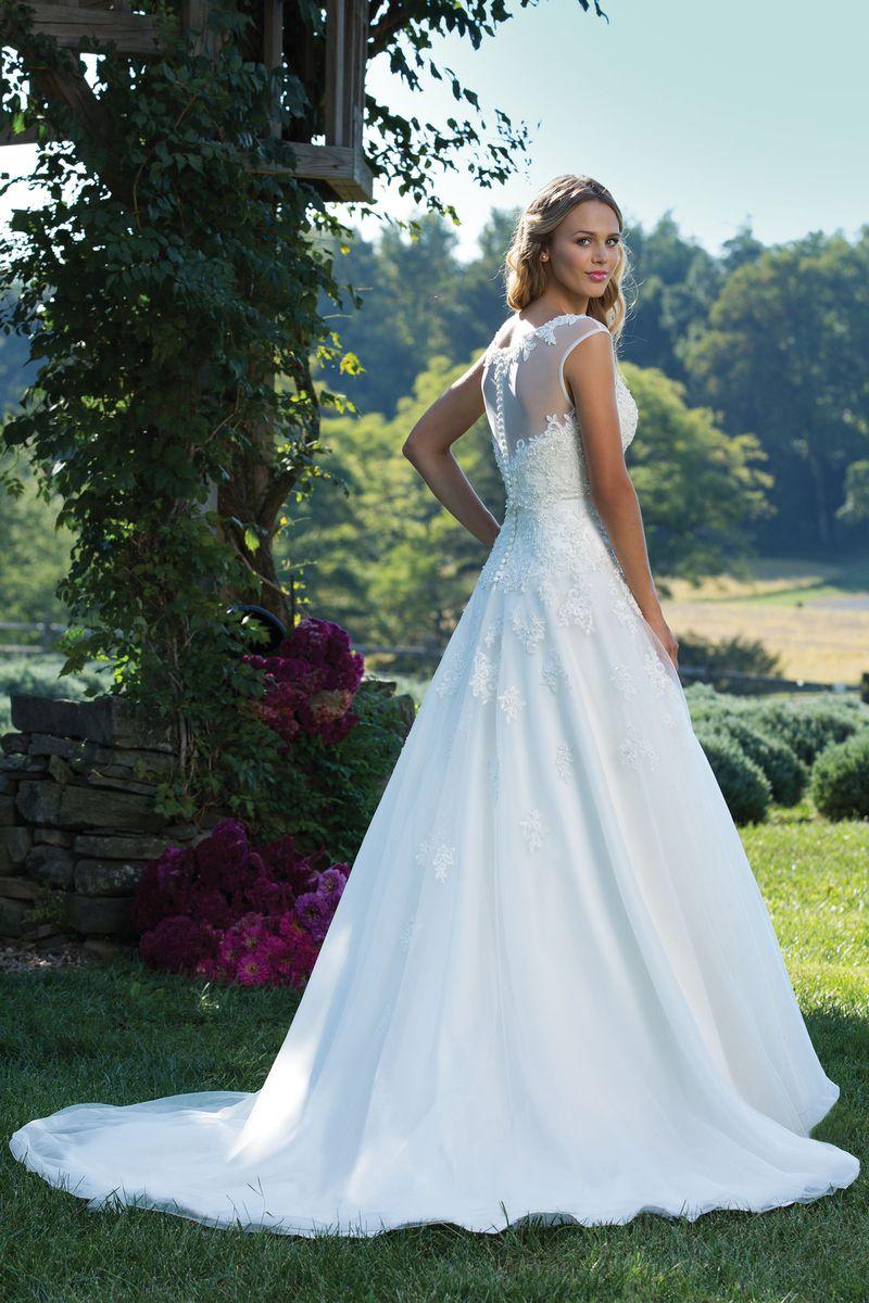 sincerity style 3771 wedding dress back.jpg