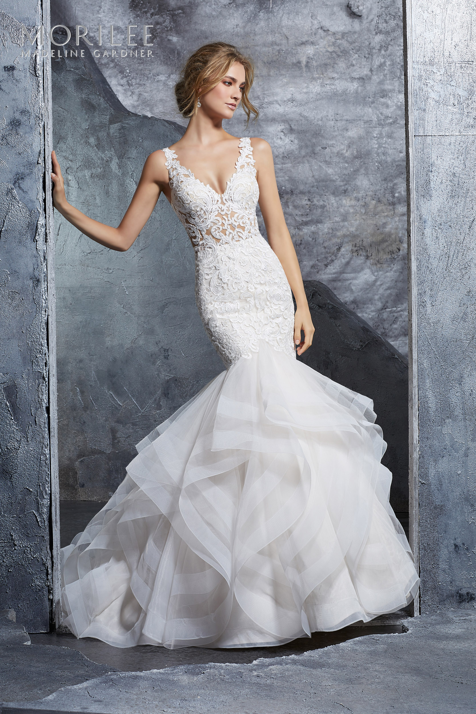 Mermaid / Fishtail Wedding Dress